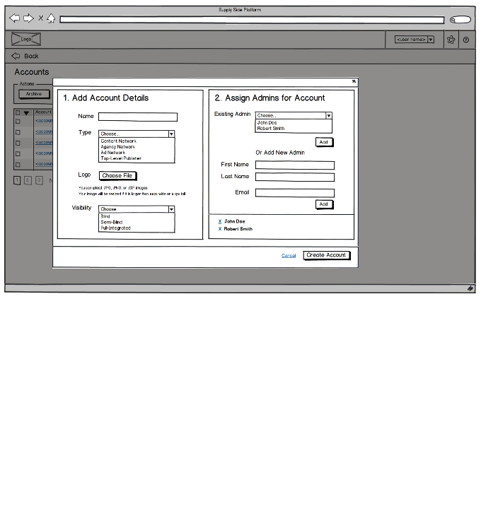 Quick Wireframes